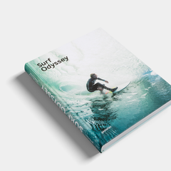 SURF ODISSEY: The Culture of Wave Riding - Gestalten - Le Book Marque