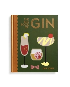 THE BIG BOOK OF GIN - Hardie Grant