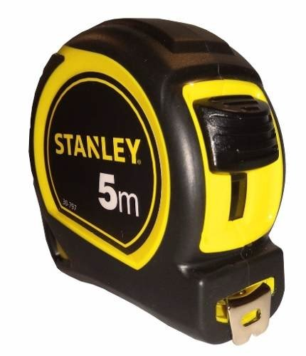 Cinta Metrica Stanley Global Plus X 5mts 30-797
