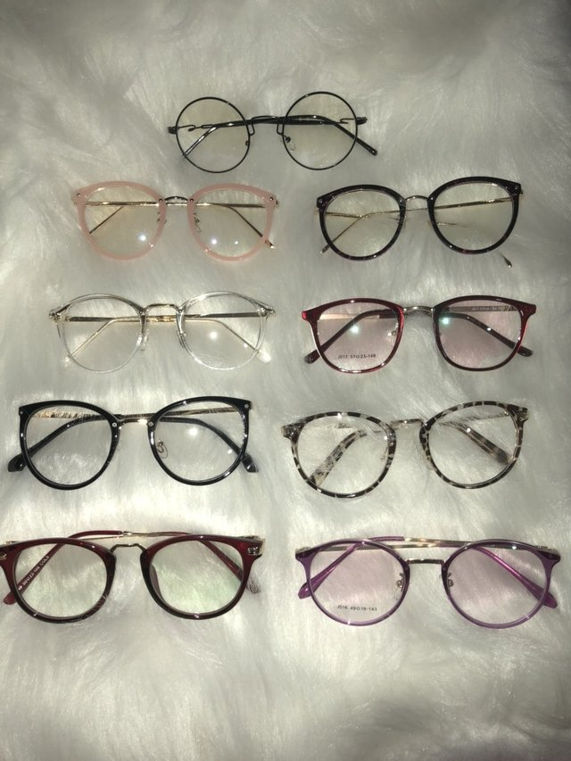 140d0cfb86bd3 Armação De Grau Óculos Feminino Preto Acetato Geek Lindo 025. Carregando  zoom.