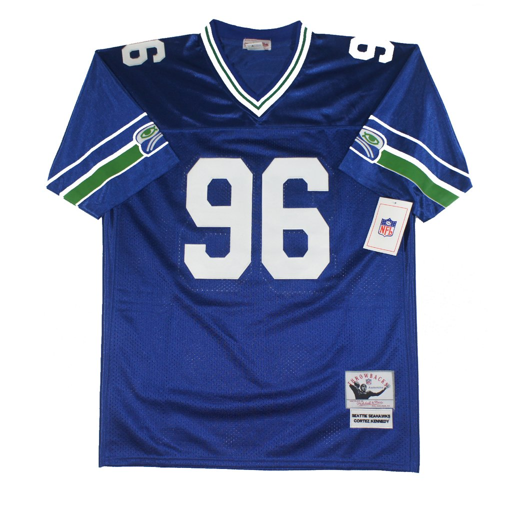 Camiseta NFL Mitchell & Ness Retro (Seattle Seahawks)