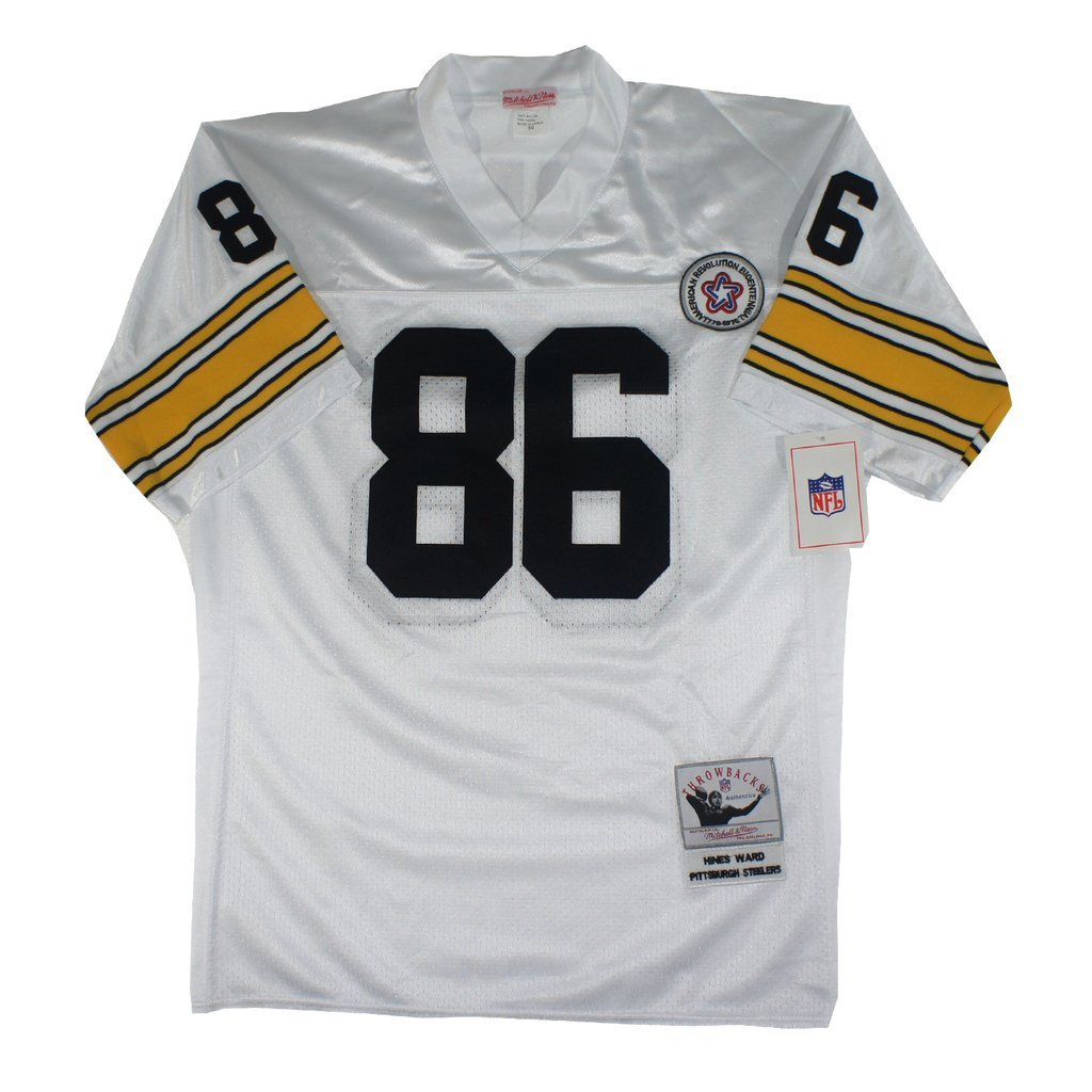 bed027e0a9 Camiseta NFL Mitchell   Ness Retro (Pittsburgh Steelers)