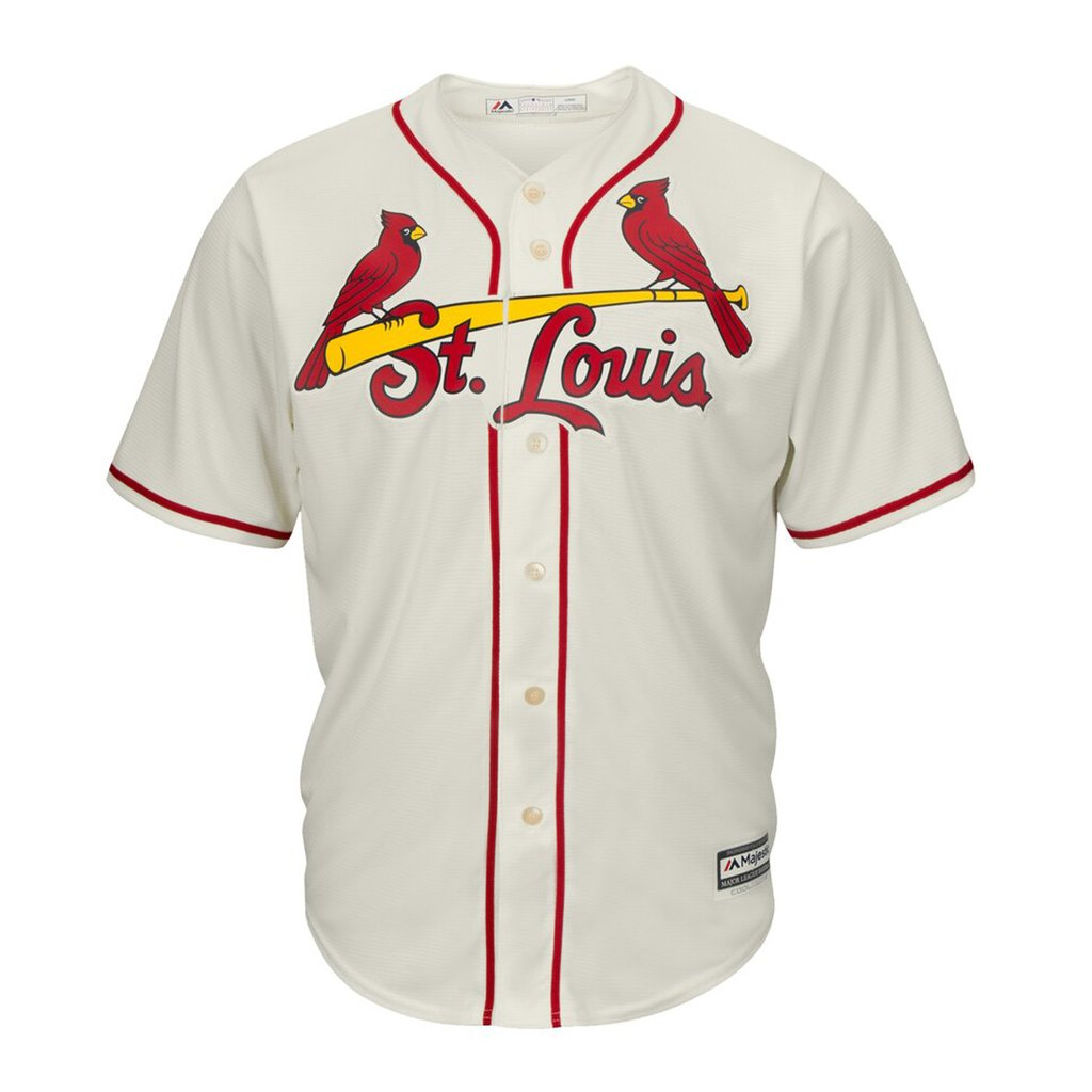 Camiseta MLB Majestic Cool Base (St Louis Cardinals)