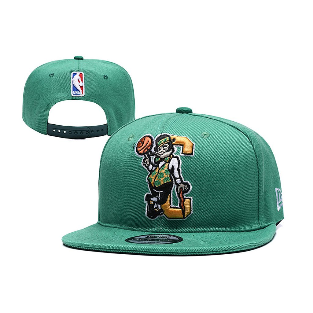Gorra New Era Snapback Boston Celtics (Replica)