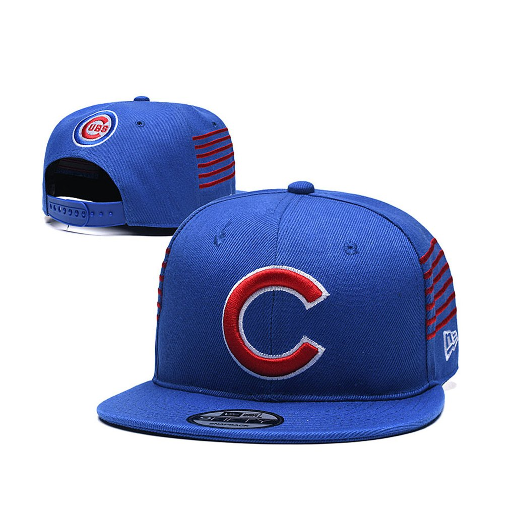Gorra New Era Snapback Chicago Cubs (Replica)