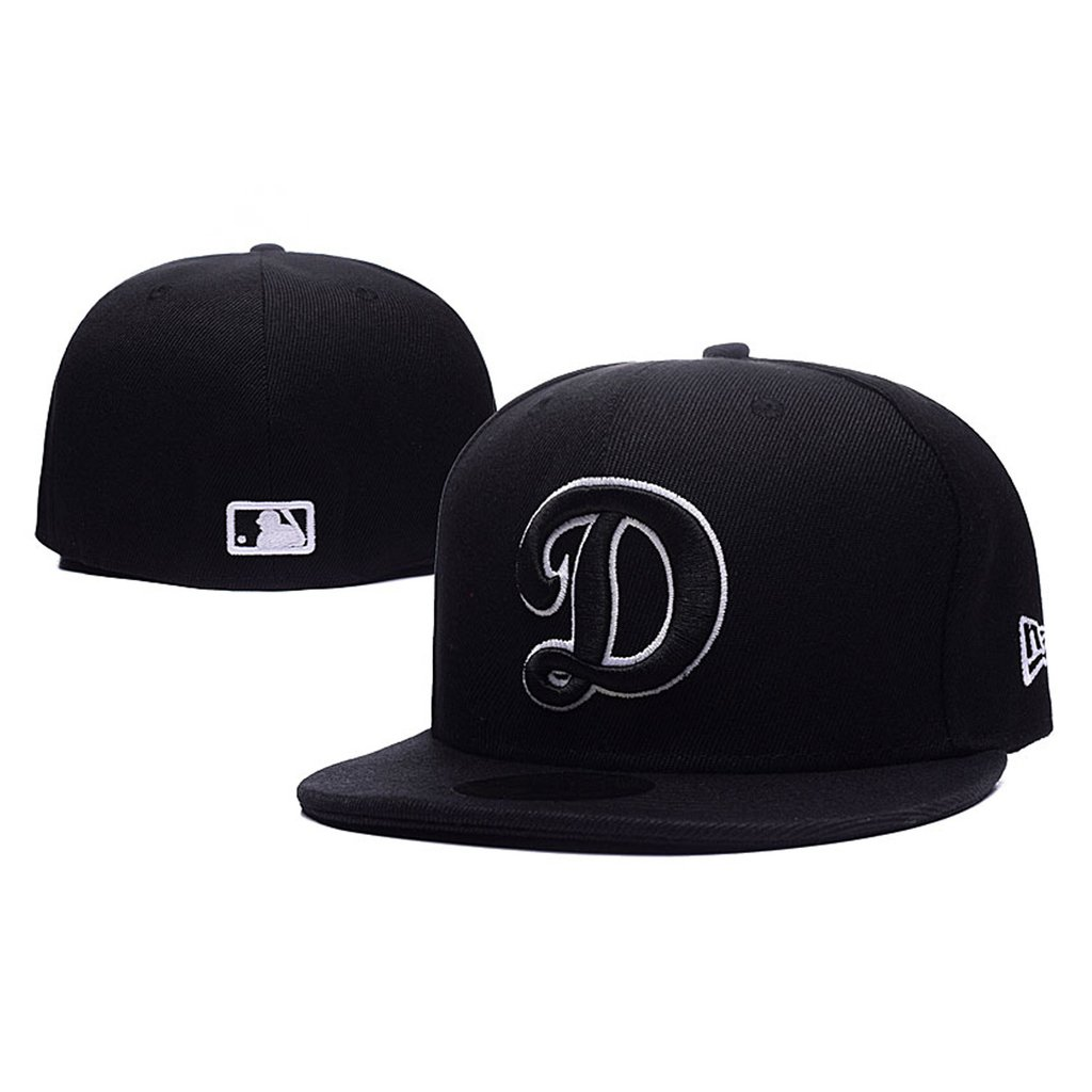 Gorra cerrada New Era Snapback Los Angeles Dodgers (Replica)