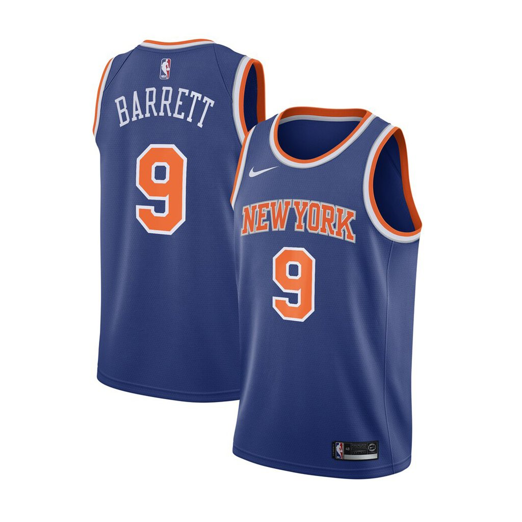 Camiseta NBA Nike swingman New York Knicks (R.J Barret)