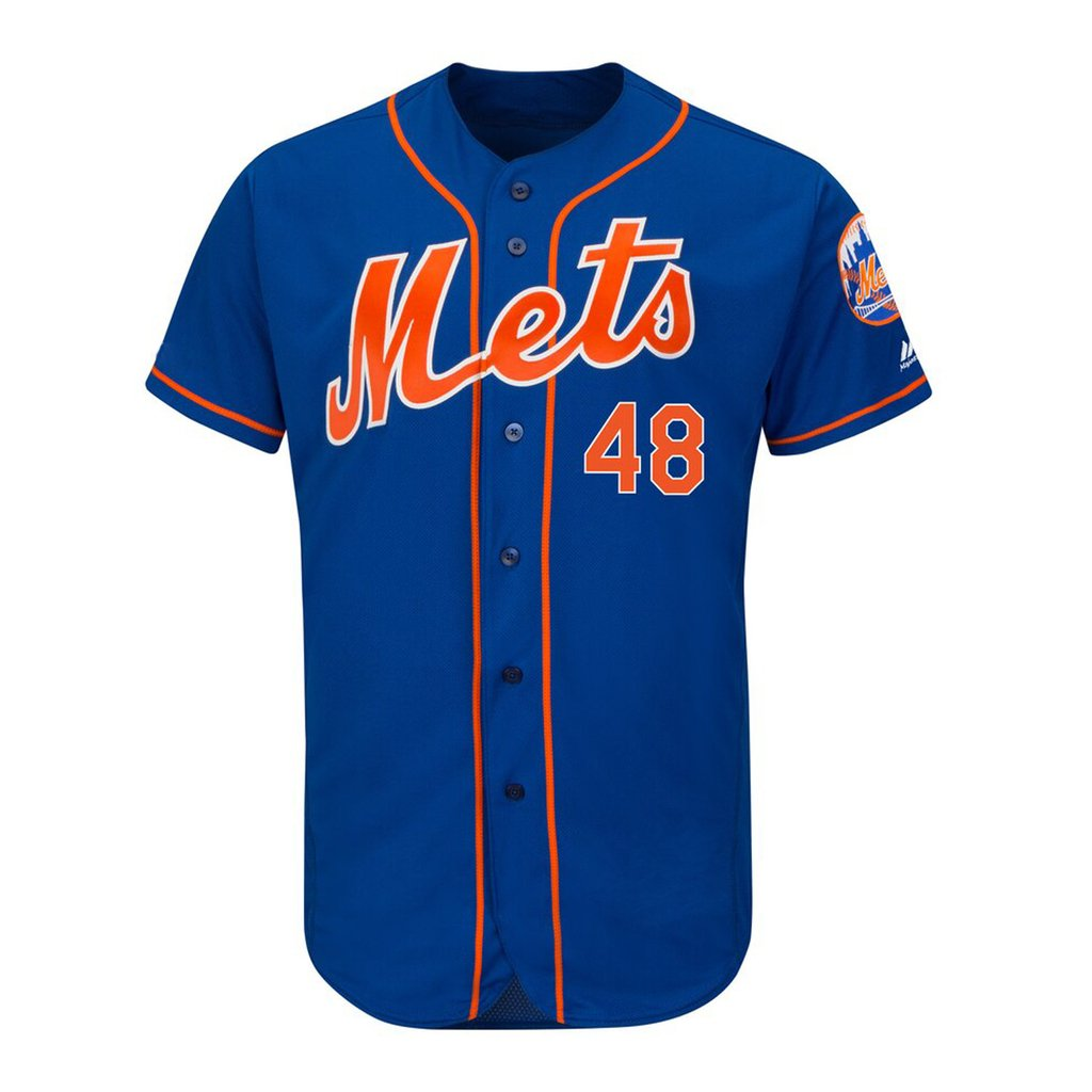 Camiseta MLB Majestic Flex Base (New York Mets) - comprar online