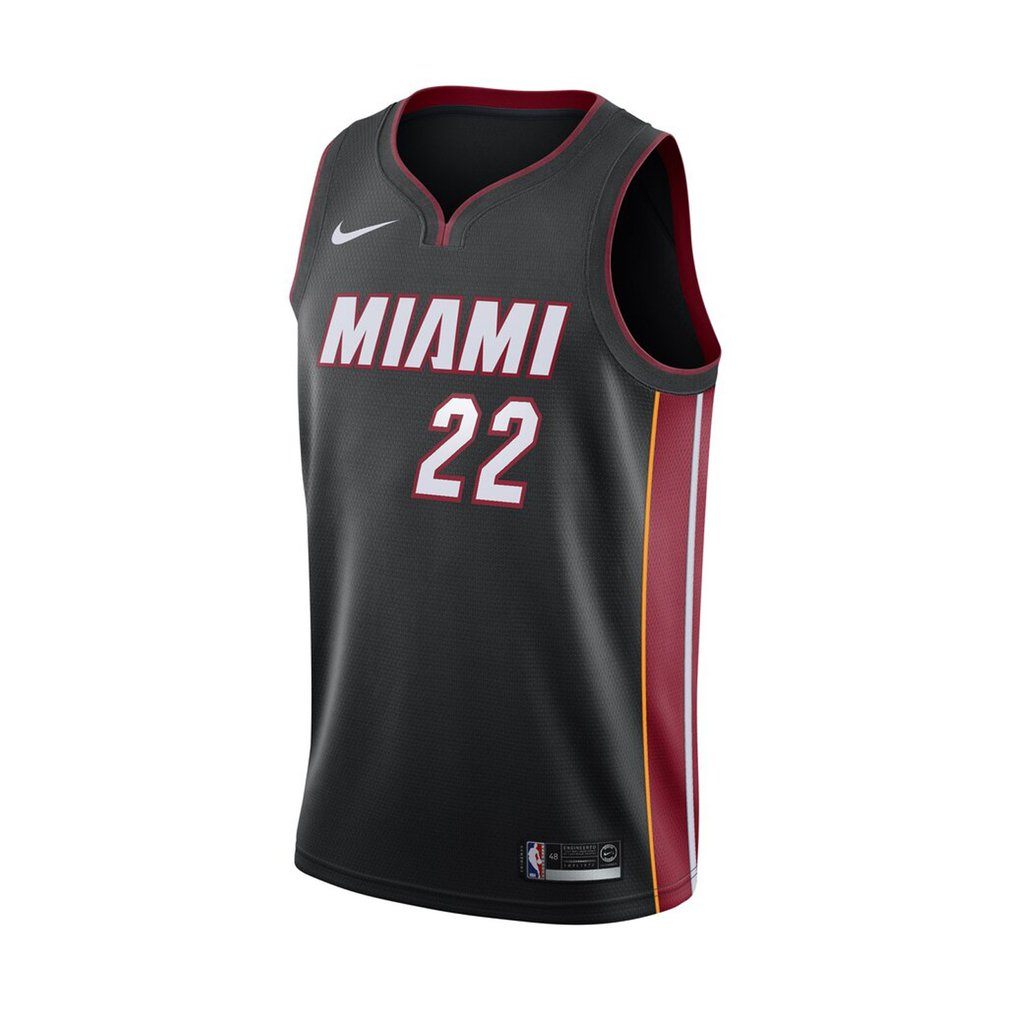 Camiseta NBA Nike swingman Miami Heats (Jimmy Butler) - comprar online