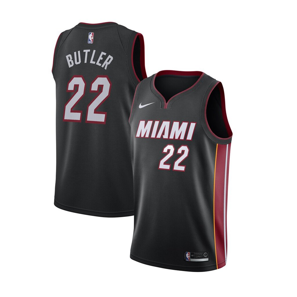Camiseta NBA Nike swingman Miami Heats (Jimmy Butler)