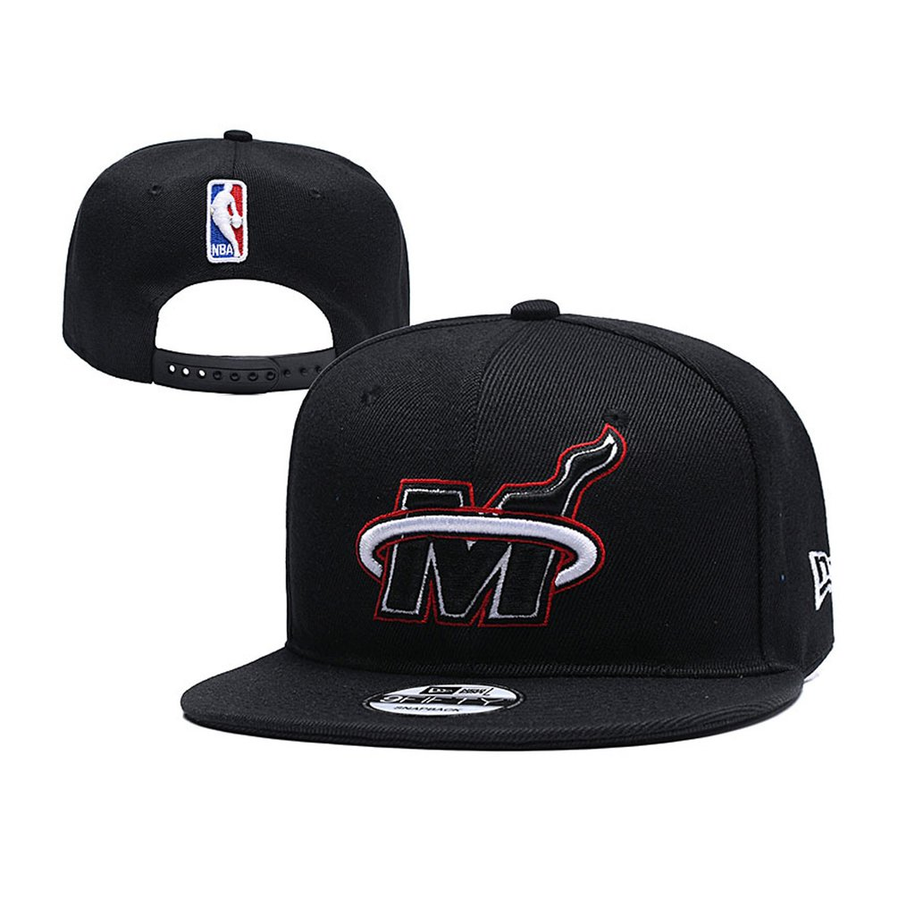 Gorra New Era Snapback Miami Heats (Replica)