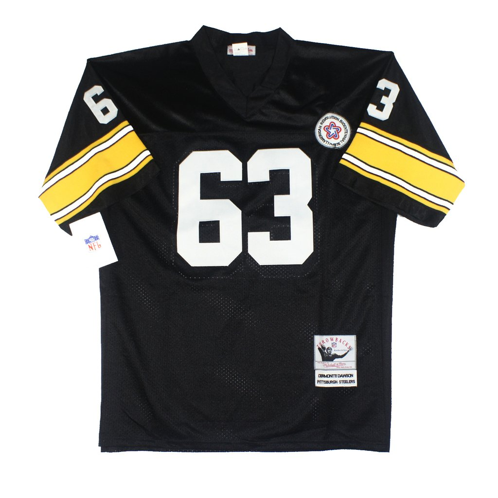 Camiseta NFL Mitchell & Ness Retro (Pittsburgh Steelers)