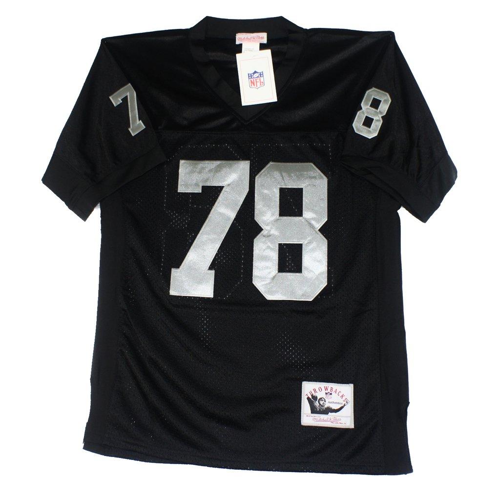 Camiseta NFL Mitchell   Ness Retro (Oakland Raiders) 68c248aad91
