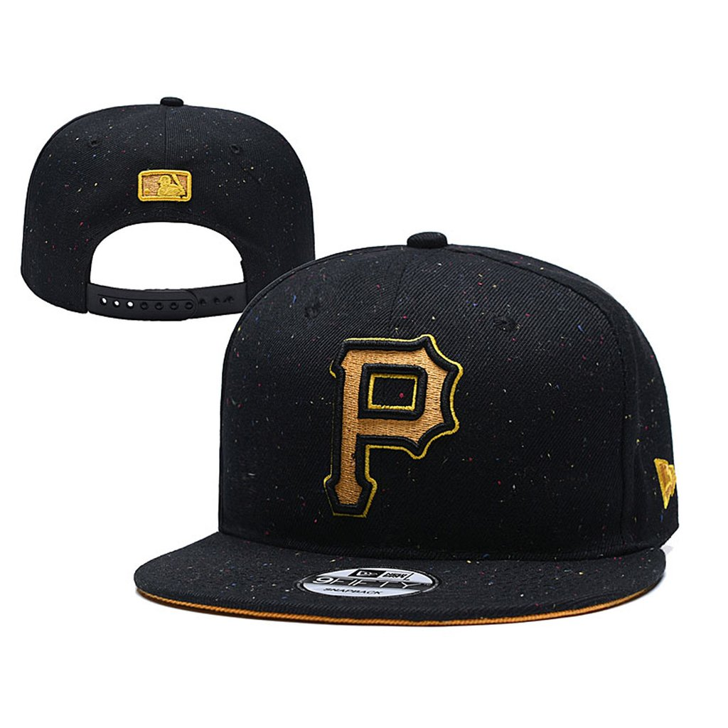 Gorra New Era Snapback Pittsburgh Pirates (Replica)