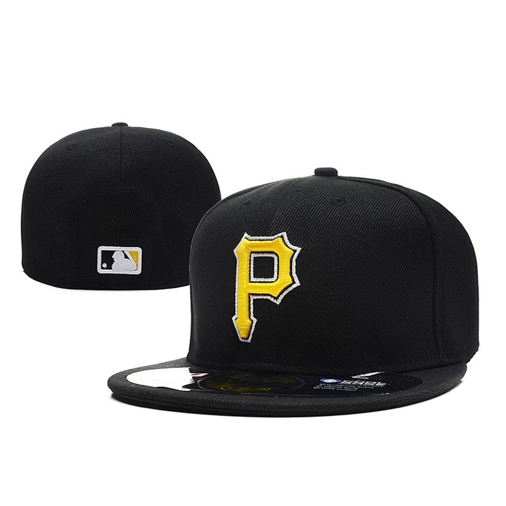 Gorra cerrada New Era Snapback Pittsburgh Pirates (Replica)