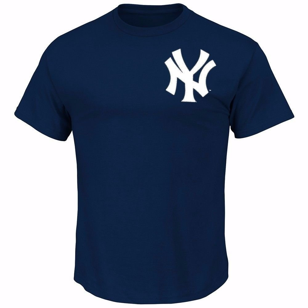 Remera Majestic MLB New York Yankees