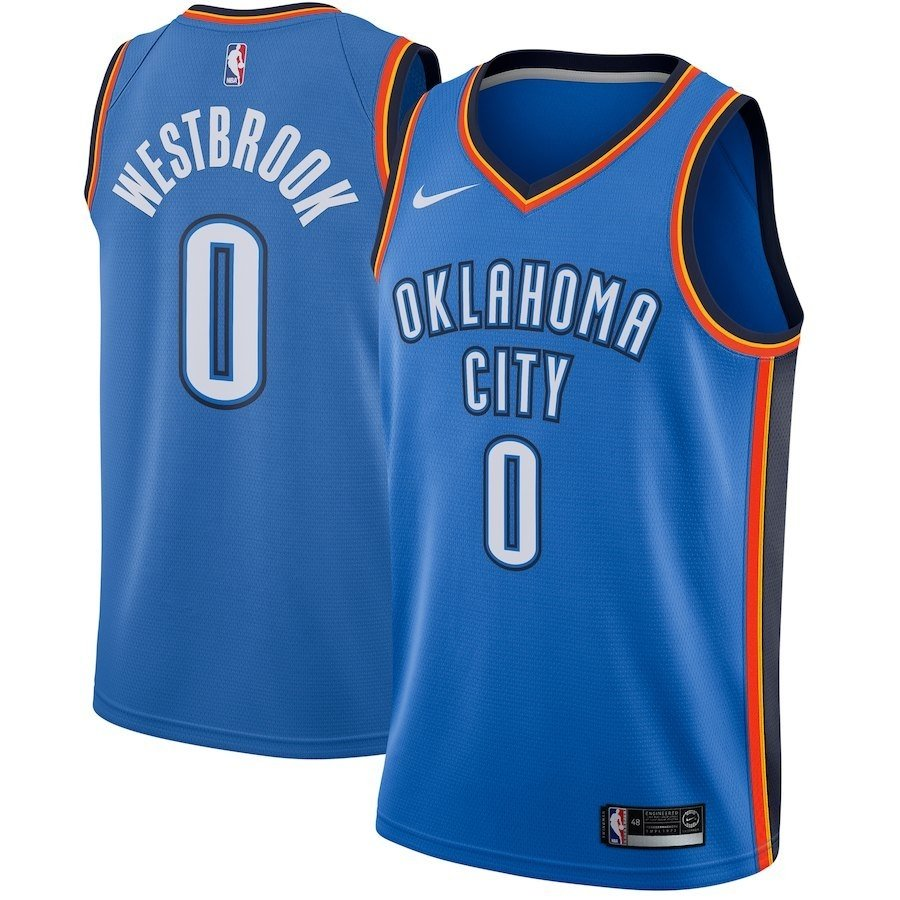Camiseta NBA Nike swingman (Oklahoma City Thunder)