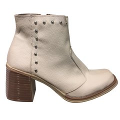 Bota Eco Cuero Natural Art5024