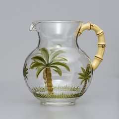 Jarra de Acrílico Palm Tree 2,7 L