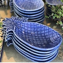 Bowl Abacaxi Azul Scalla - Ideias on