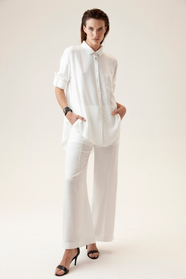 Camisa Saint Germain blanca
