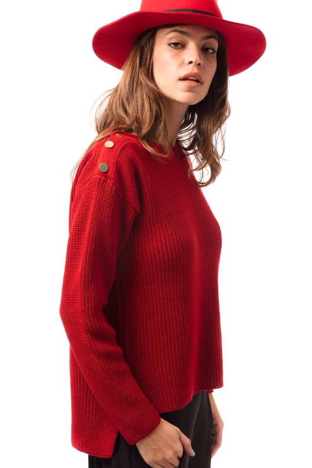 Sweater William Rojo