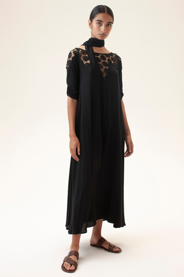 Vestido Paris Black