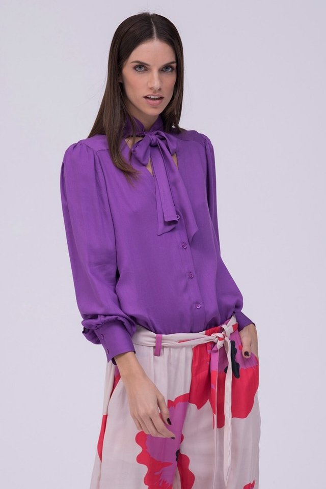 Blusa Amy Purple