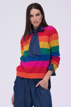Sweater Rainbow - comprar online