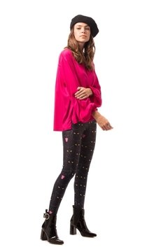 Leggings Black Panther pink  - comprar online