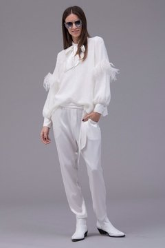 Sweater Bonnie off white  - comprar online