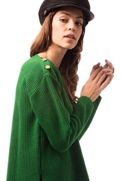 Sweater Willian Verde