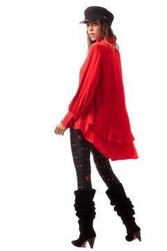 Leggings Black Panther rojo  - comprar online