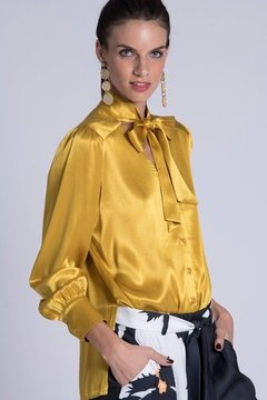 Blusa Amy gold