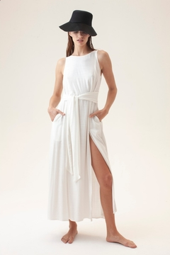 Vestido Saint Germain blanco