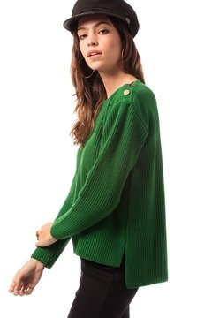 Sweater Willian Verde - comprar online