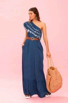Vestido Jelly denim