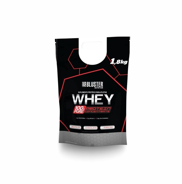 WHEY 100% PURE 1,8KG - BLUSTER