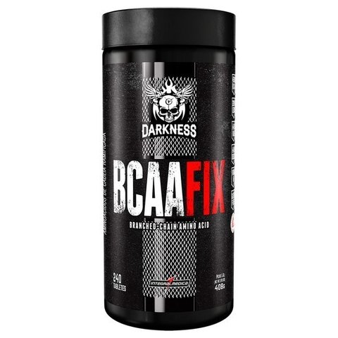 BCAA FIX 240 TABS - INTEGRALMÉDICA