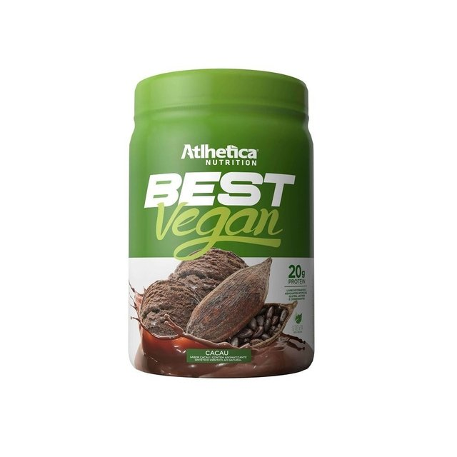 BEST VEGAN 500G - ATLHETICA