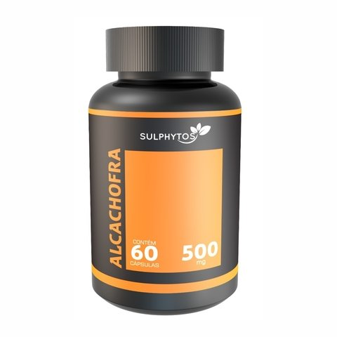 ALCACHOFRA  500MG 60 CAPS - SULPHYTOS