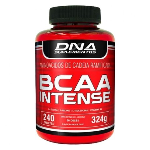 BCAA INTENSE 240 TABS - DNA