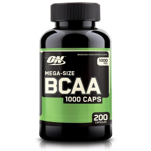 BCAA 1000 200 CAPS - OPTIMUM