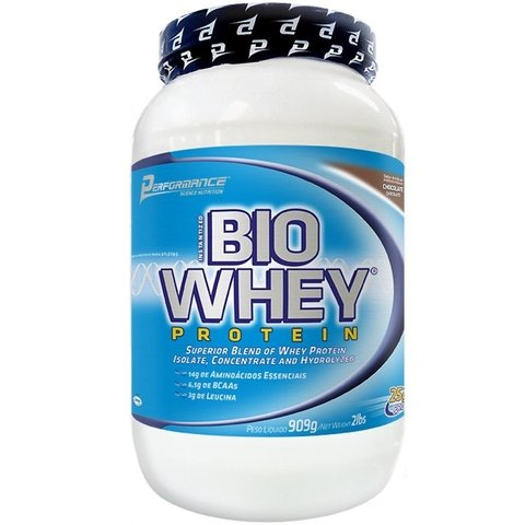 BIO WHEY PROTEIN 900G - PERFORMANCE