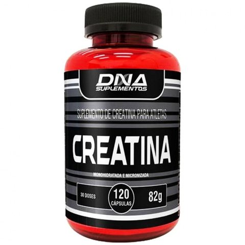 CREATINA 120 CÁPS - DNA
