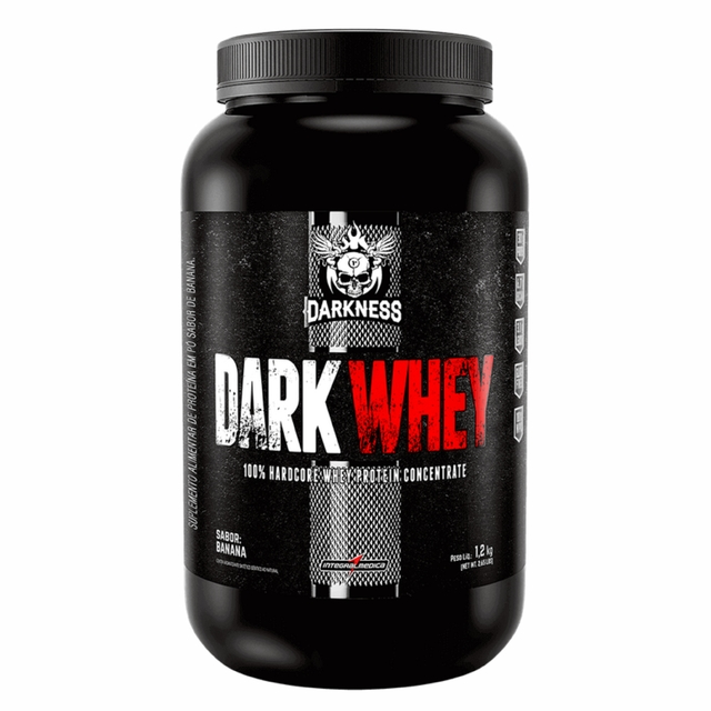 DARK WHEY 1,2KG - INTEGRALMÉDICA