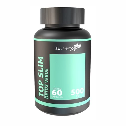 TOP SLIM DETOX 60 CAPS - SULPHYTOS