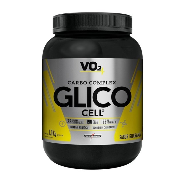 GLICO CELL CARBO COMPLEX 1KG - INTEGRALMÉDICA