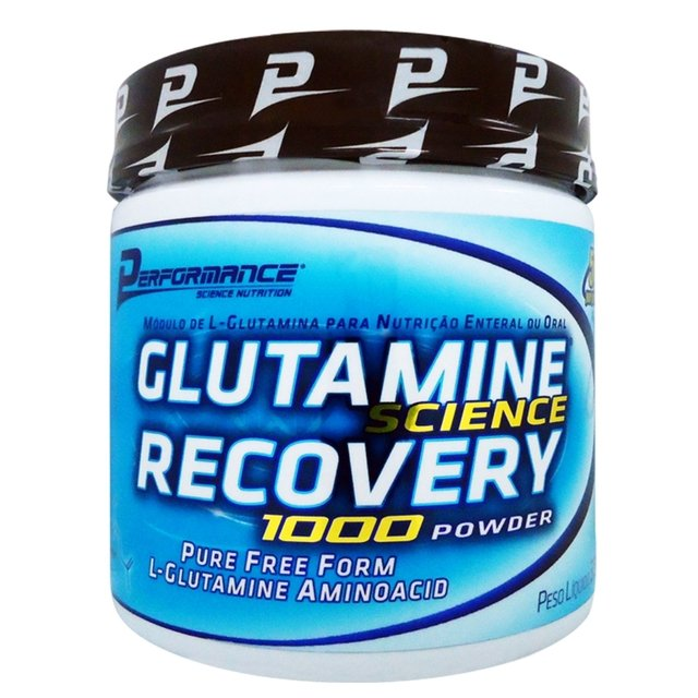 GLUTAMINA 300G - PERFORMANCE