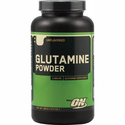 GLUTAMINE POWDER 300g - OPTIMUM NUTRITION